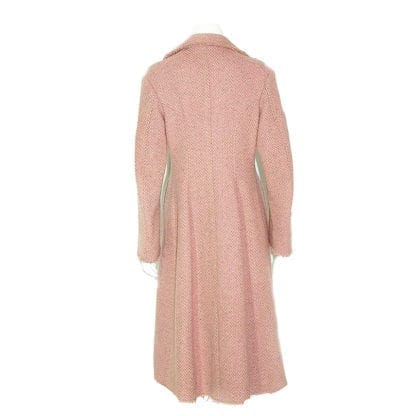 JILL SANDER Wool Pink/Camel Coat, Houston Texas, Women's fashion, Retail Consignment Shop