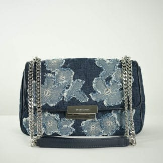Michael kors denim crossbody bag Women's Designer Bags Houston, Texas Houston Consignment Boutique Couture Blowout