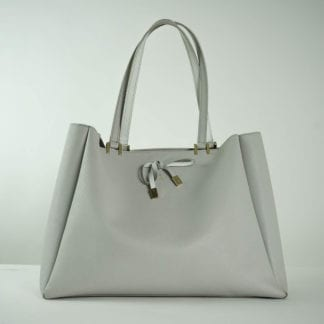 Kate Spade grey tote bag with bow women's handbags designer bags houston, texas women's fashion houston consignment