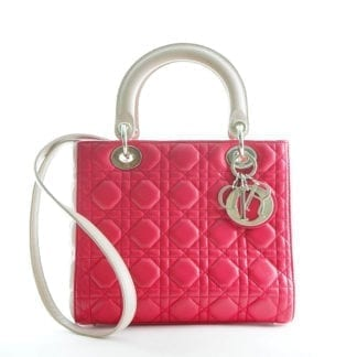 dior lady bag pink Women's Designer Bags Houston, Texas Houston Consignment Boutique Couture Blowout
