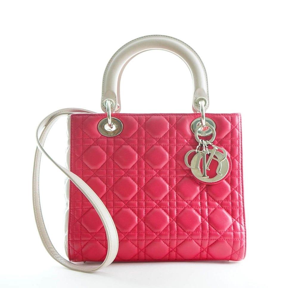 5c4c3ae67c82 dior lady bag pink Women s Designer Bags Houston